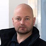 Portrait von Sascha Osterloh – Geschäftsführender Gesellschafter – Schider Sicherheitsfirma